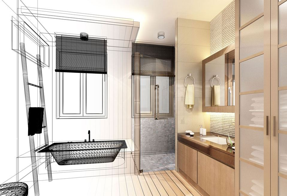 General contractor san jose kitchen remodeling - General contractor bathroom remodel ...